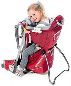 Kindertrage Deuter Kid Comfort 3 - kindertrage-zum-wandern