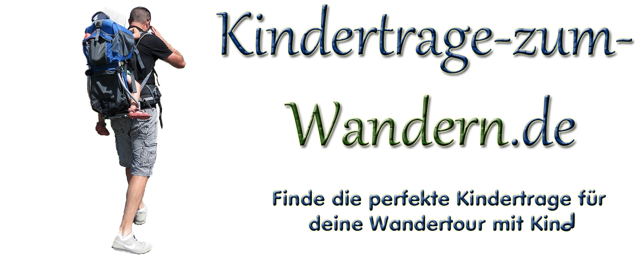 kindertrage-zum-wandern.de