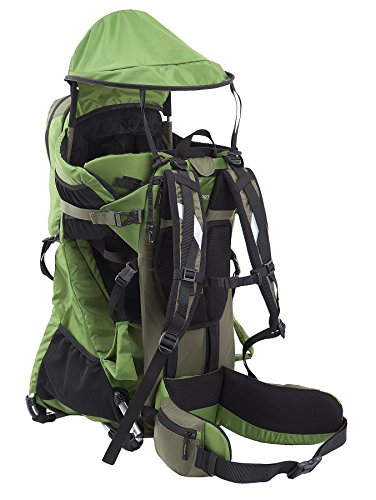 Kindertrage MONTIS Ranger PRO grün bis 25 kg 2