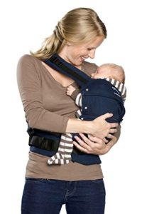manduca Babytrage First 2018 / Bauchtrage, Rücken- und Hüfttrage 2
