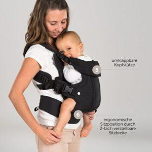 Fillikid - Ergonomische Babytrage / 4in1