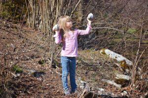 Wandern mit Kind - Begeisterung wecken und fördern