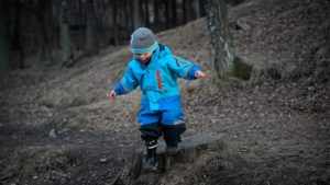 Wandern mit Kind - auf die richtige Kleidung kommt es an